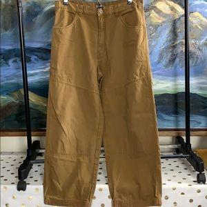 REI men's khaki pants size w34 l30